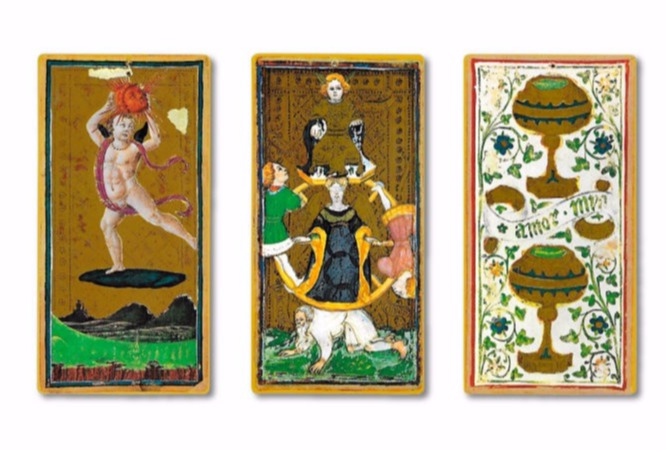 Visconti Sforza Tarot