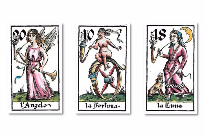 Smokers Tarot